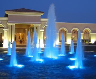 Mirabel Hotel Drop Off Water Feature, Sharm El Sheikh, Egypt