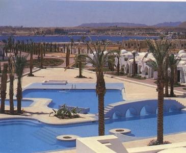 Sonesta Hotel Pools, Sharm El Sheikh, Egypt